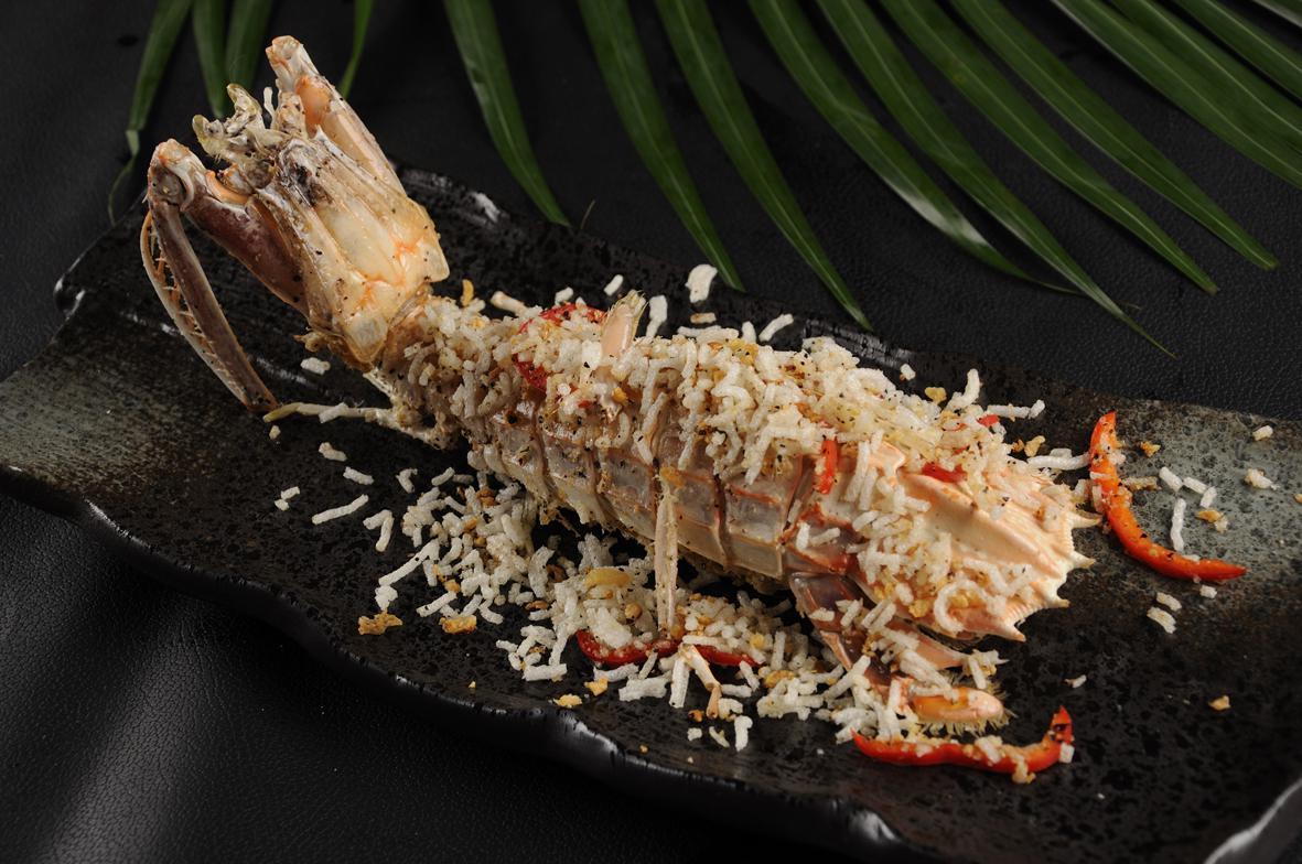 椒鹽富貴大蝦